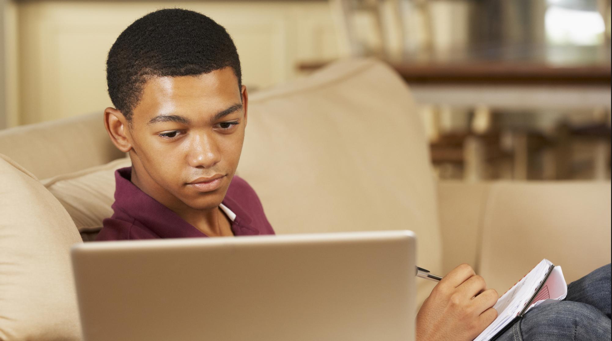 Duke study homework helps students